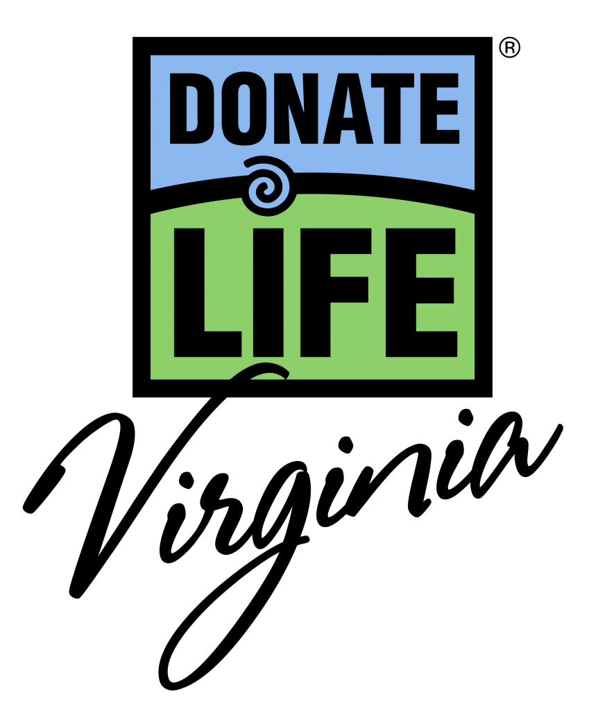 Donate Life Virginia Logo -1 Website